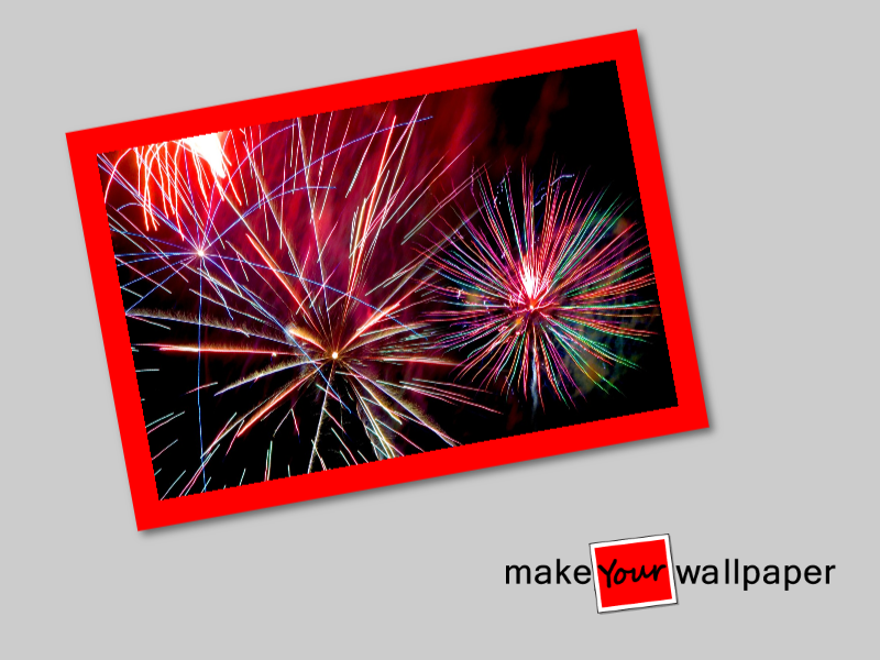 Happy 2013, thanks for visiting MakeYourWallpaper